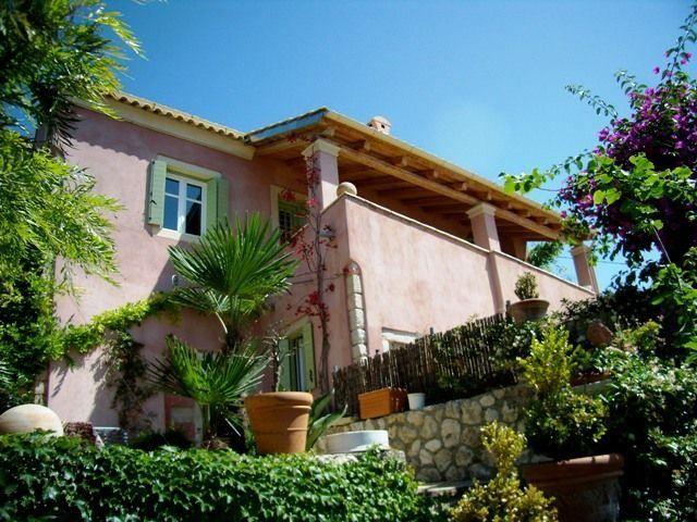 Villa, Korfu, Skripero