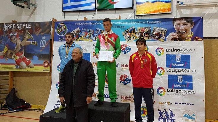 Πάλη: Δύο μετάλλια από τον Παπαδάκη στο Μεσογειακό