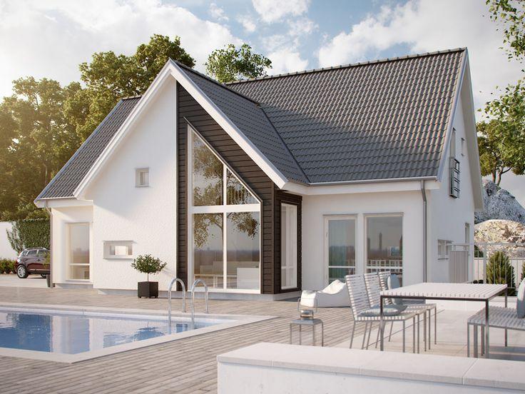 1 1/2 house - 1800 sq ft. - around 300000$ standard