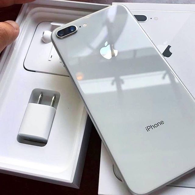 Apple Iphone 8 Plus 256gb Silver Unlocked A1864 Cdma Gsm Iphone Apple Phone Apple Iphone