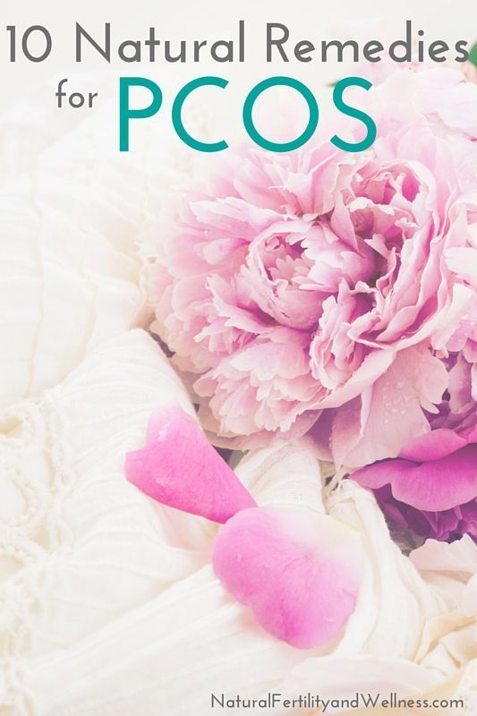 While dealing with PCOS is a multi-faceted issue there are a few things that may help get it under control. Here are 10 natural remedies for PCOS.