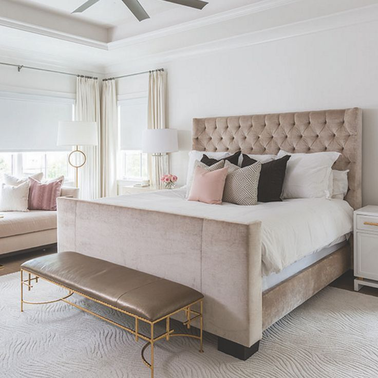 14 Fabulous End Of Bed Benches For The Bedroom Bedroom Interior