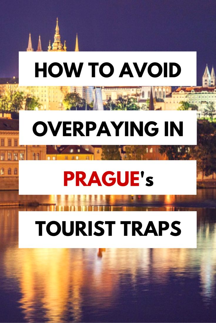Prague is a city full of tourist traps. Last year there were over 8 million tourists on its cobbled streets. So here're some tips to avoid overpaying on those tourist traps!