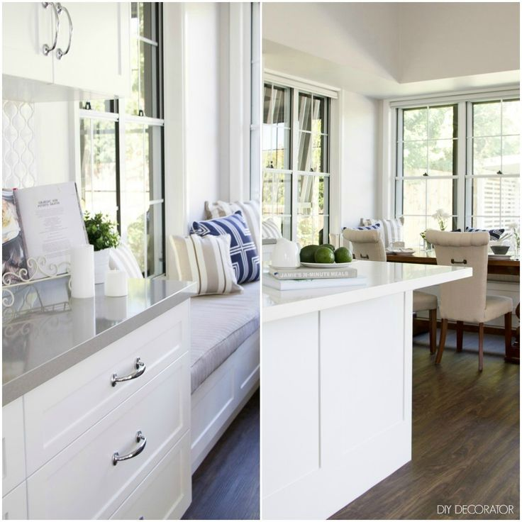 Room Tour: A Kitchen & Dining Nook