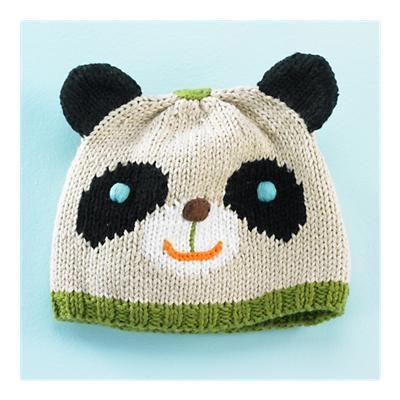 Knitting Pattern For Panda Hat : 1000+ images about Ziyaret Edilecek Yerler on Pinterest Punto de cruz, Baby...