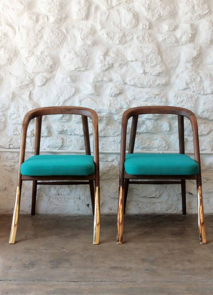 Alma Chairs (Sold Together) – Far Fetched