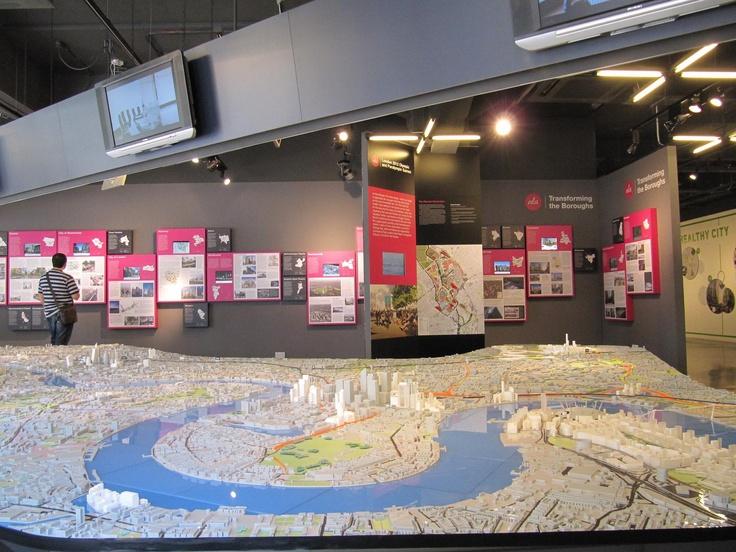 New London Architecture Centre.
