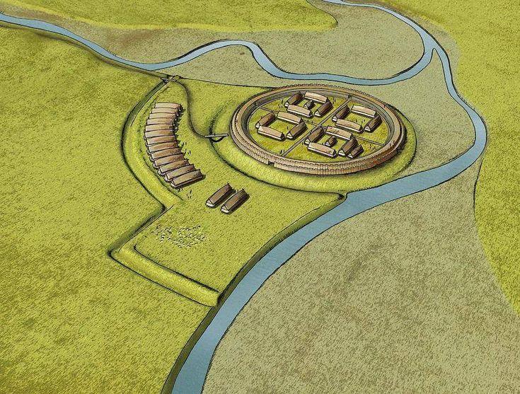 The Trelleborg Viking Ring Fort - Album on Imgur