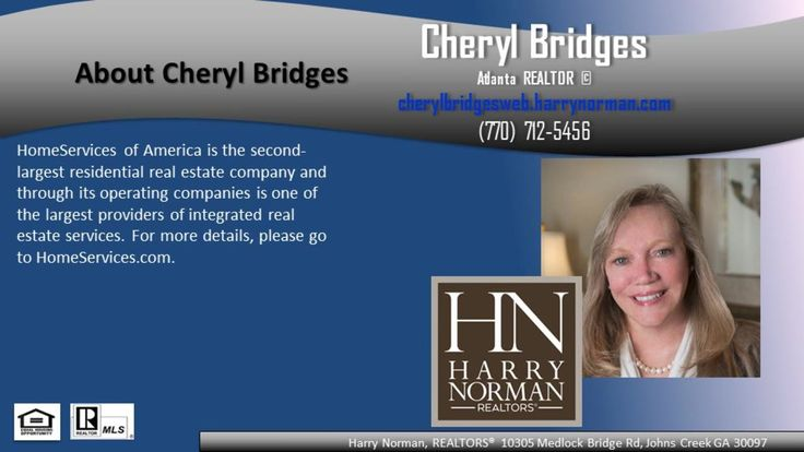 Most qualified real estate agent in Dunwoody GA  https://gp1pro.com/USA/GA/Fulton/Atlanta/532_East_Paces_Ferry_Road.html  Founded in 1930, Harry Norman, REALTORS® is Atlanta's oldest and largest residential real estate firm with 13 sales offices, various franchise and satellite offices, and more than 1,100 real estate professionals.  To learn about our founder, Mrs. Harry Norman (Miss Emmie to her friends), please click here to watch a video about her.  Harry Norman, REALTORS® is a member of…