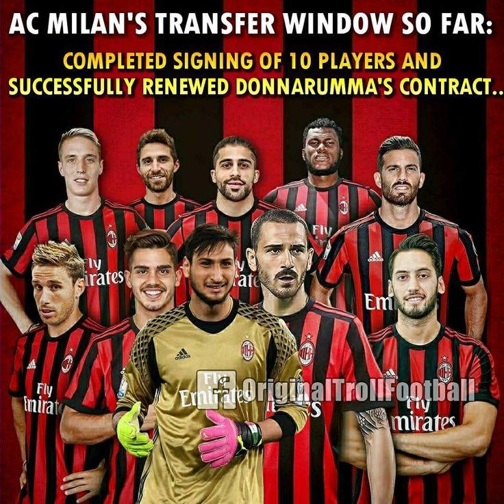 """""""A.C. Milan"""""""