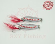 SXY fishing FREE SHIPPING 7.5g VIB Spoon type ruby Lure Bait Freshwater bait Sea water bait Metal Sequins bait Mustad Fly hook  $US $8.50 & FREE Shipping //   http://fishinglobby.com/sxy-fishing-free-shipping-7-5g-vib-spoon-type-ruby-lure-bait-freshwater-bait-sea-water-bait-metal-sequins-bait-mustad-fly-hook/    #fishinf