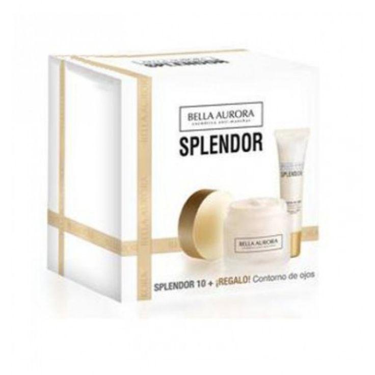 Bella Aurora Pack Splendor 10 50ml + Regalo Contorno de Ojos 15ml