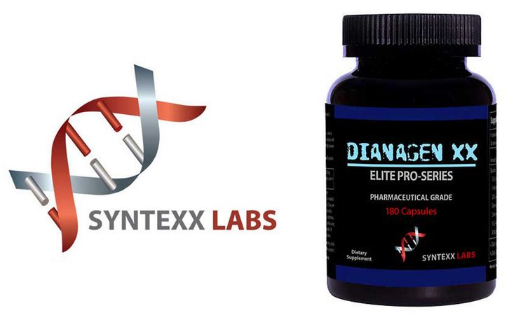 Syntexx Labs - The Most Potent Legal Steroids
