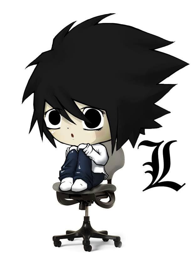 1000+ images about Deathnote on Pinterest | Anime chibi ...