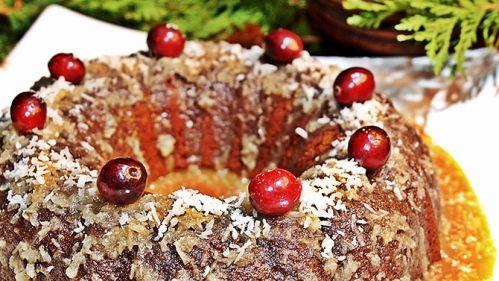 Gâteau Reine Élizabeth de Saskia Thuot