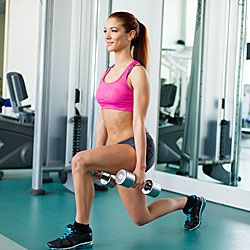 Best Thigh Exercises for Women - Women's Fitness