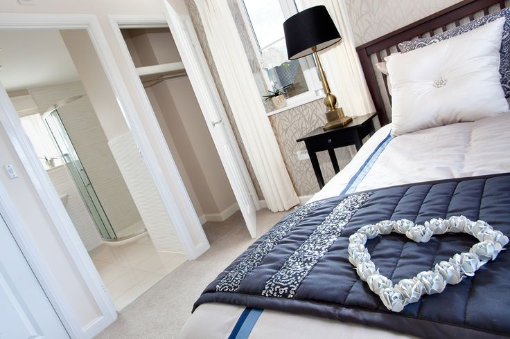 Heart decoration in The Evesham at The Homelands in Bishops Cleeve | Bovis Homes