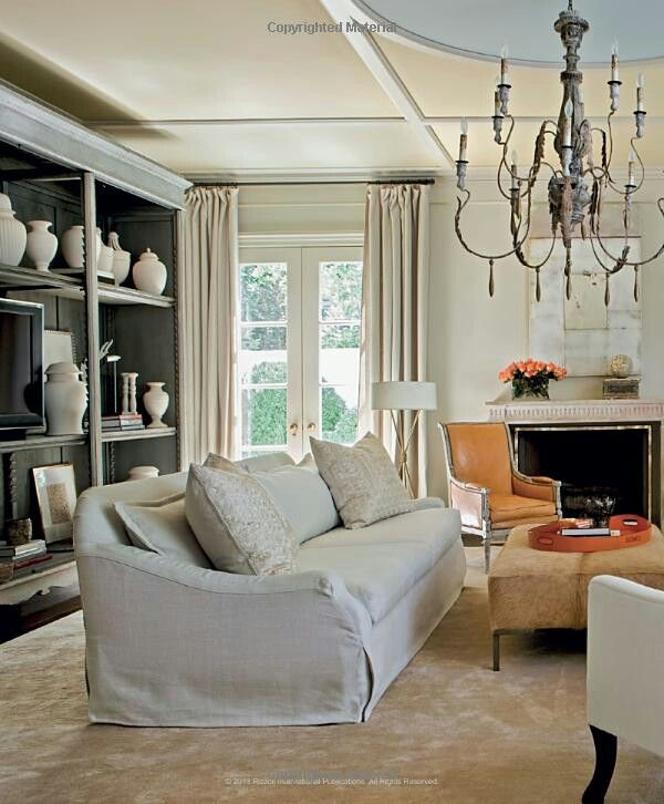 Suzanne Kasler Timeless Style Christine Pittel Doug Turshen David Huang A Design Interior Decorating Before And After Room
