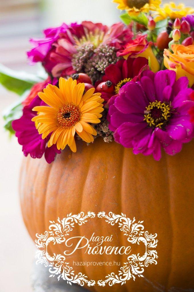Készítsünk őszi dekort DIY autumn decoration http://hazaiprovence.hu/keszitsunk-oszi-dekort/