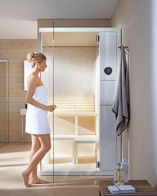 Elite Bathroom Renovations On Instagram: Introducing The New Duravit INIPI  B Sauna. Produced.