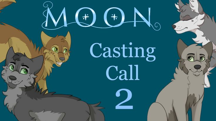 MOON casting call 2 *CLOSED* by serenitywhitewolf
