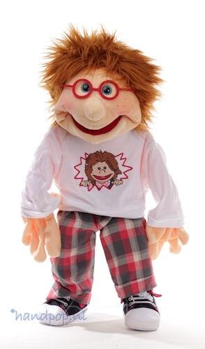 Peter, menspop 65 cm Living Puppets