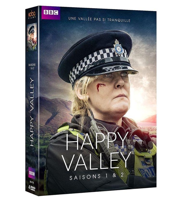 Happy Valley - Saisons 1 & 2 (2014) - DVD Happy Valley SERIE TV