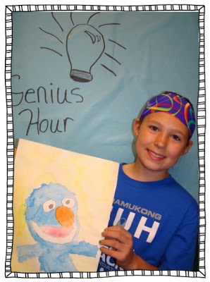 A Full Classroom: Genius Hour Projects