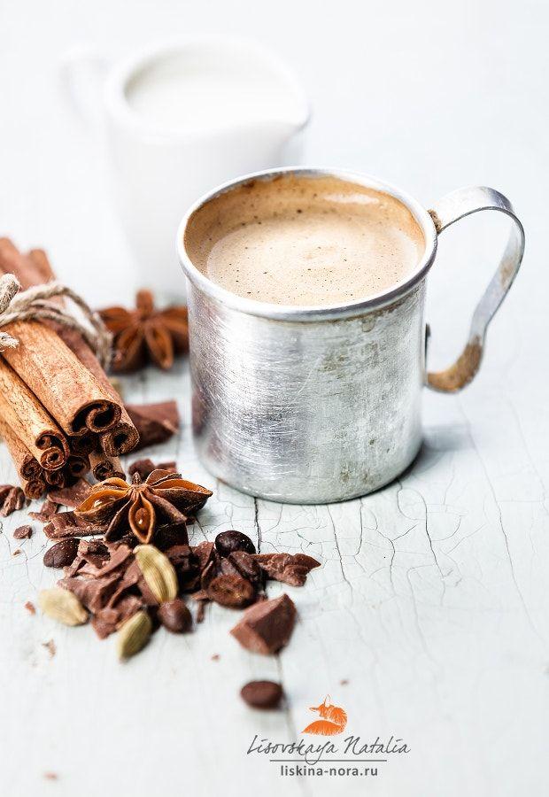кофе со специями - null