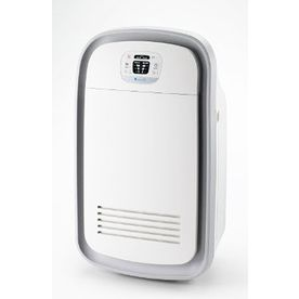 Idylis 3 Speed 300 Sq Ft Hepa 2 In 1 Air Purifier And