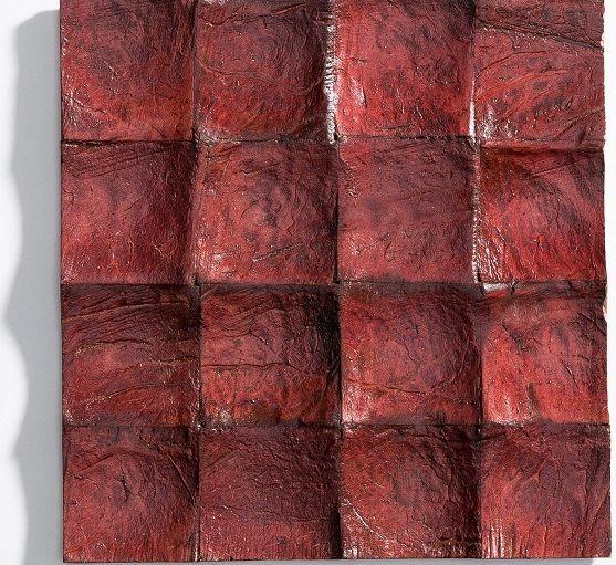 : Sustento Design : BATOK Coco Tiles in Wine colour.