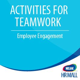 Employee Engagement - Activities To Instil Teamwork