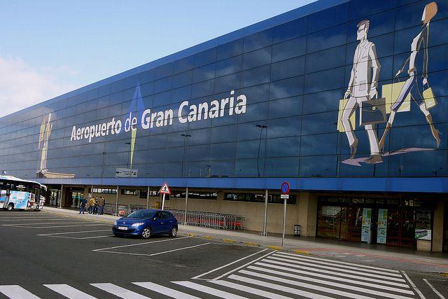 Airport Las Palmas (LPA) Spain