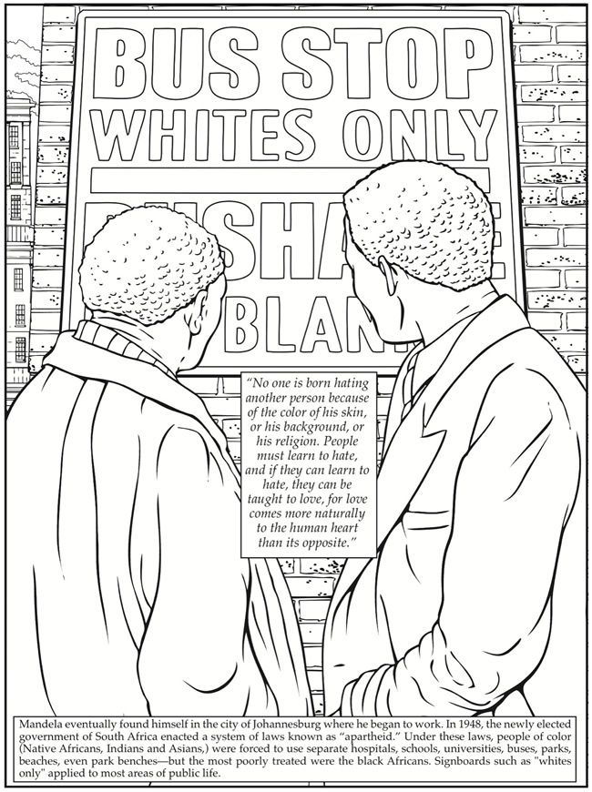 welcome to dover publications coloring sheetscoloring bookscolouringdover publicationsnelson mandelabulletin