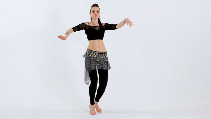 How to Do a Choo-Choo Shimmy | Belly Dancing