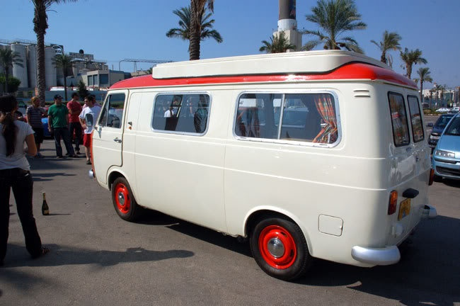 Topic: Fiat 238 - photos from Israel - Vignale Gamine