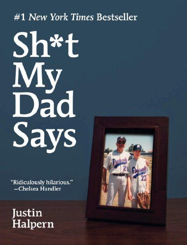 Sh*t My Dad Says ($2.99 Kindle, B), by Justin Halpern, is the Nook Daily Find, price matched on Kindle.
