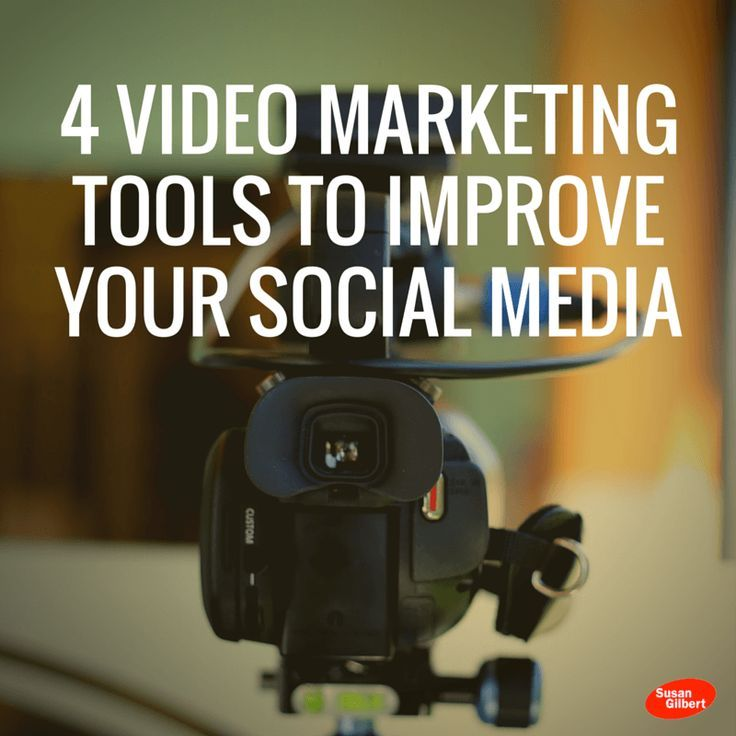 Monday Tips: 4 Video Marketing Tools to Improve Your Social Media