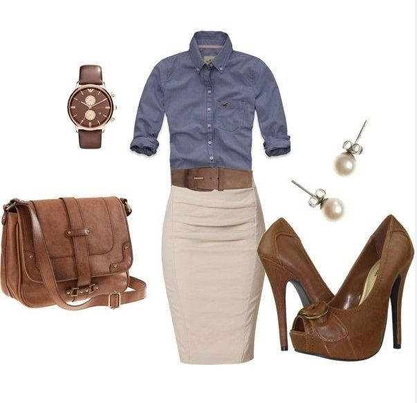 Outfit style... Love this!!!