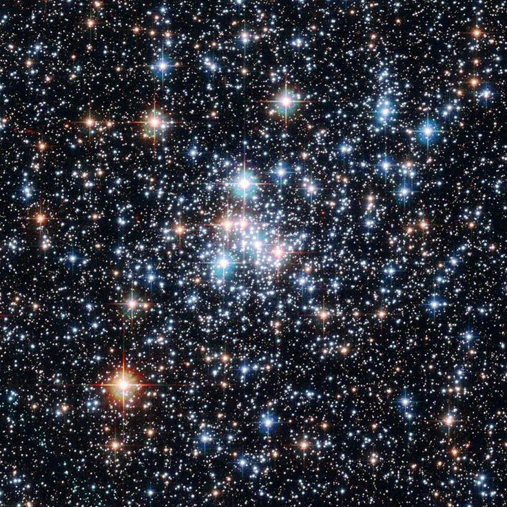 Open Cluster, NGC290