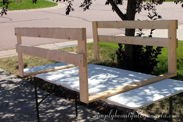 Simply Beautiful by Angela: DIY Toddler Bed Rails