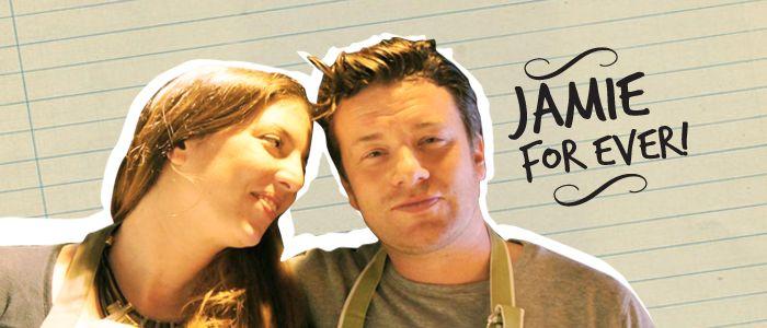 Μαγειρεύοντας  με τον Jamie Oliver