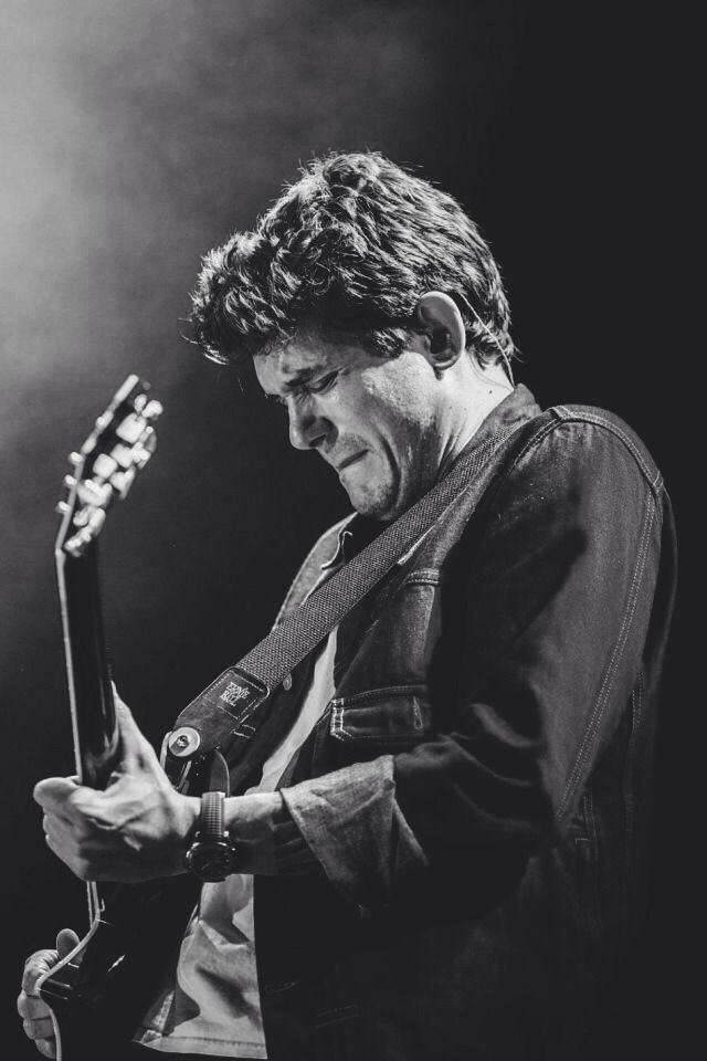 John Mayer - Honestly my inspiration for the guitar. I wouldn't be as good as I am now without being challenged by his musical genius.