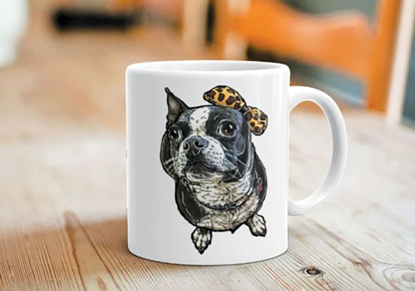 Pet Tote or Mug
