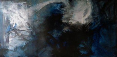 Steller and the Raven by Jennifer Rivera   dk Gallery   Marietta, GA   SOLD