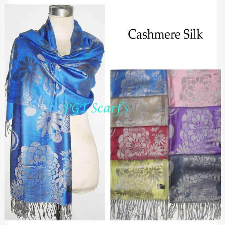 PROMO!! Turun harga Cashmere Silk. Grosir Bisa campur dengan Cashmere Polos Premium. Harga ecer tanyakan ke kami ya..www.grosirtudung.com