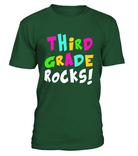 """# Third Grade Rocks Shirt .  Special Offer, not available in shops      Comes in a variety of styles and colours      Buy yours now before it is too late!      Secured payment via Visa / Mastercard / Amex / PayPal      How to place an order            Choose the model from the drop-down menu      Click on """"Buy it now""""      Choose the size and the quantity      Add your delivery address and bank details      And that's it!      Tags: Official Pro Educator Apparel. Perfect Gift for Teachers…"""