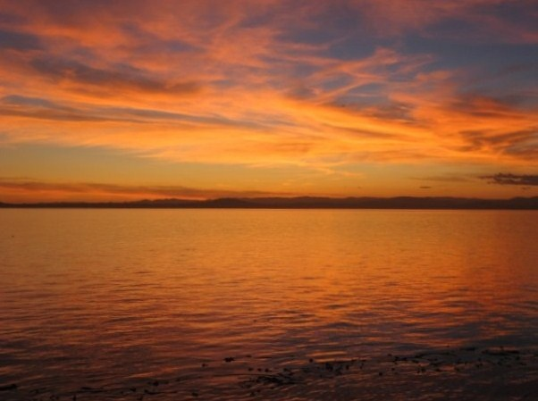Sunset, Friday Harbor