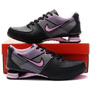 278563 007 Nike Shox R2 Black Pink J08007