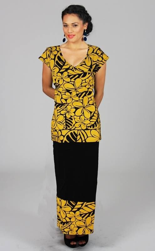 Perfect sulu and jabs pattern | Island style clothing ...